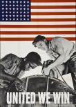 Poster, United We Win, 1942. The Wolfsonian-FIU.